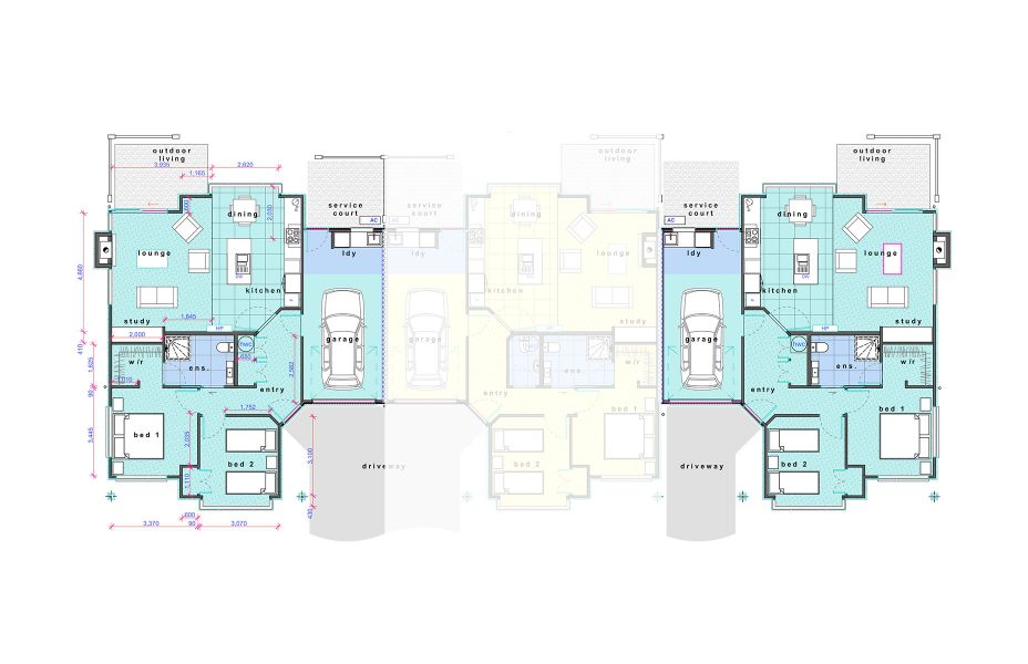Lady Wigram Retirement Village -       Stage 6 Villas